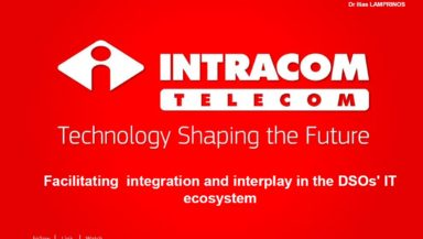 INTRACOM TELECOM Presented During ENERGYCON 2018 Conference